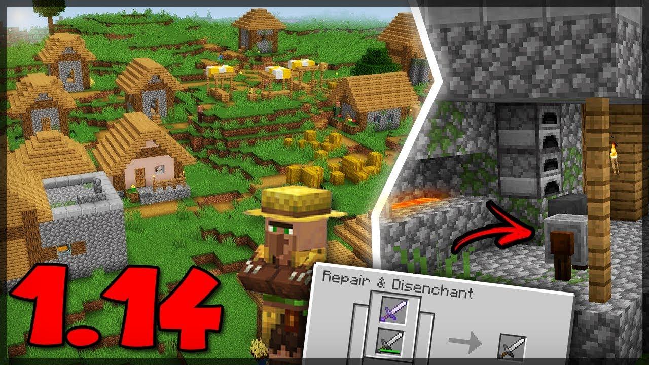 minecraft novas vilas amolador de espadas youtube. Black Bedroom Furniture Sets. Home Design Ideas