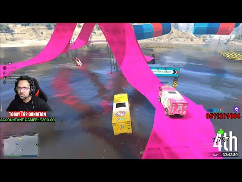Grand Theft Auto V | PARKOUR KARENGE or SHOPING KARENGE