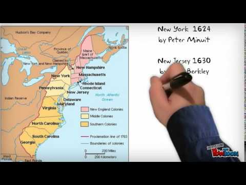 The 13 Original Colonies PEGS Review