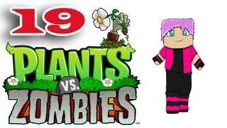 ч.19 Растения против Зомби с кошкой - О-ля-ля, чеснок :D