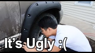 Dodge Ram Fender Flares Installation - Project Asian Redneck Ram #3