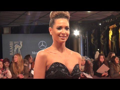 Bambi 2012 Red Carpet Stars Walk Bambi Awards in Düsseldorf - Promis auf dem Roten Teppich