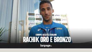 Europei atletica, Yassine Rachik (italiano grazie a Mattarella) bronzo e oro nella maratona