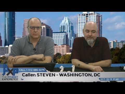 Objective Morality | Steven - Washington, DC | Atheist Experience 21.40