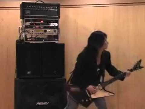 X X JAPAN   KURENAI  Guitar Cover