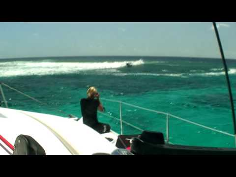 """Part 1/3"""" Martinique"""" - FREEstyle kiteboarding DVD - A Caribbean journey with Jeremie Tronet"""