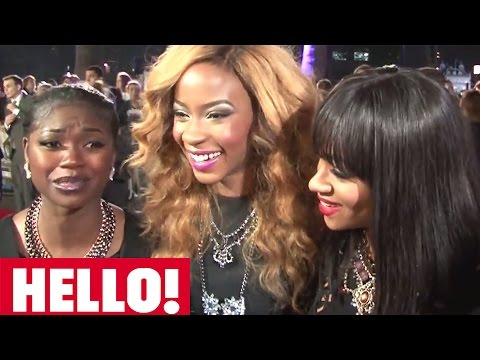 X-Factor group Miss Dynamix talk to HELLO! about Sese's baby news and Gary's reaction