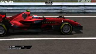 rFactor F1 2011 GPVWC Superleague Dutch Grand Prix Full Broadcast