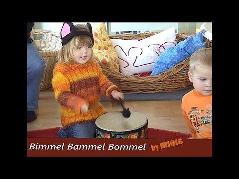 Die Katze schlägt die Trommel  MINIS Kinderkrippe Kita Bad Waltersdorf