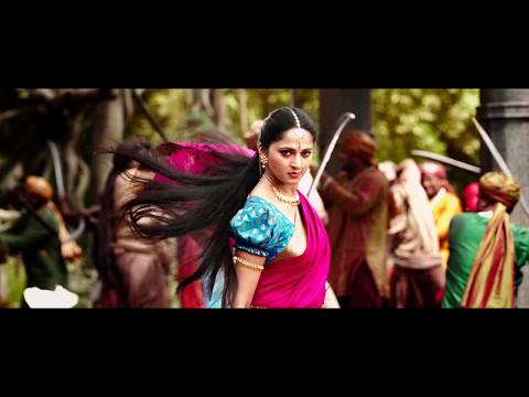 Bahubali End Credits BGM Telugu 1080P 5.1 Audio