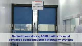 A factory for high-tech innovation: ASML opens new EUV cleanroom