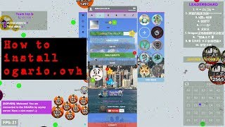 Download How To Install The Agario Extension Hack Custom