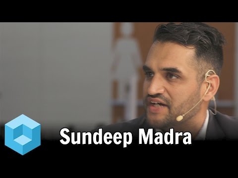 Sundeep Madra - Hadoop Summit 2015 - theCUBE - #HadoopSummit