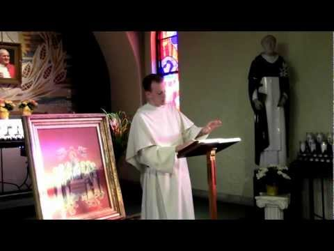 St. Peter Martyr and the Meaning of Life -- Bro. Raymund Snyder OP
