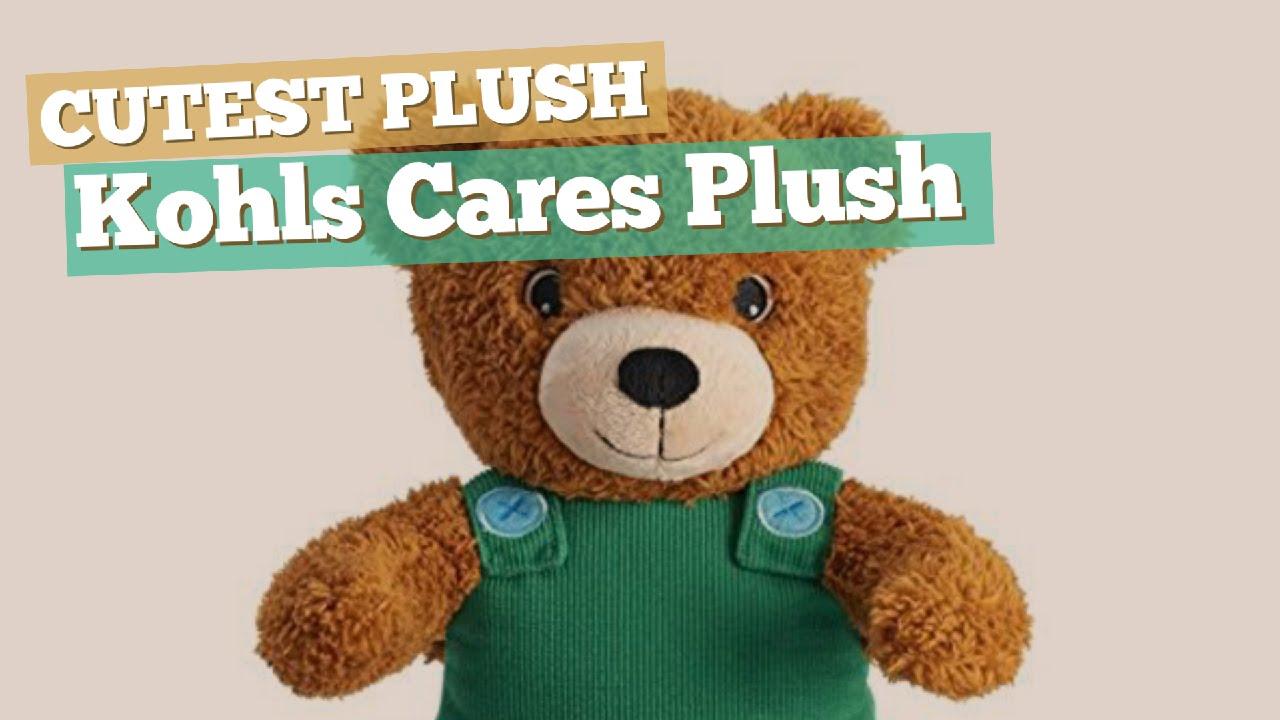 Kohls Cares Plush Cutest Plush 2017 Youtube