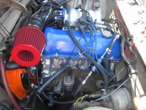 Новый двигатель Ваз 21213. - YouTube