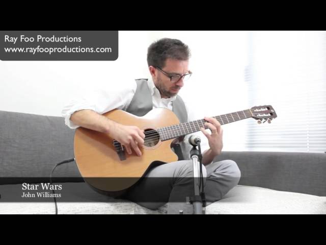 Federico Chianucci - Classical and Fingerpicking Guitarist