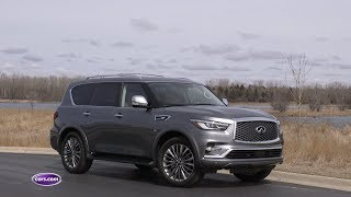 2018 Infiniti QX80 Review — Cars.com