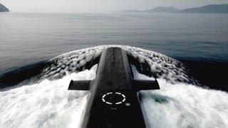 [해군공개영상] 잠수함 '안중근함' 훈련 장면 Millitary Drill of Submarine, 'An Jung Geun', Republic of Korea Navy
