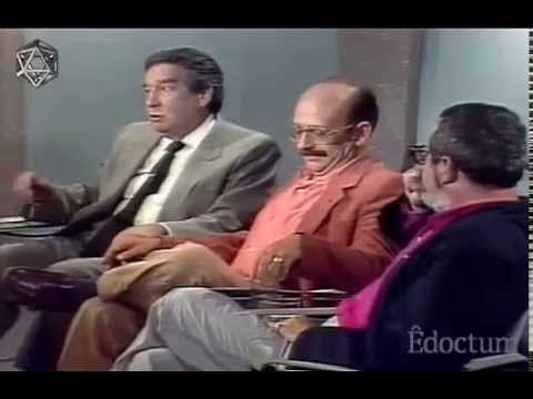 Êdoctum: Octavio Paz, Mario Vargas Llosa, debate en TVE