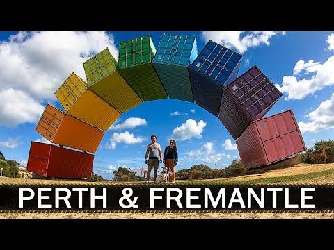 Perth Sights - Ep.82 Roadtrip Australia