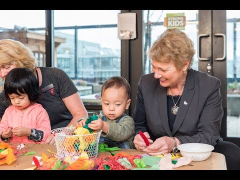 New Child Care Spaces Across The Province