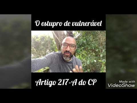 Видео Artigo 217 do cp