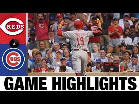 Reds vs. Cubs Game Highlights (7/28/21) | MLB Highlights