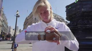 TAG Heuer | Timed Challenge with Denis Shapovalov In London