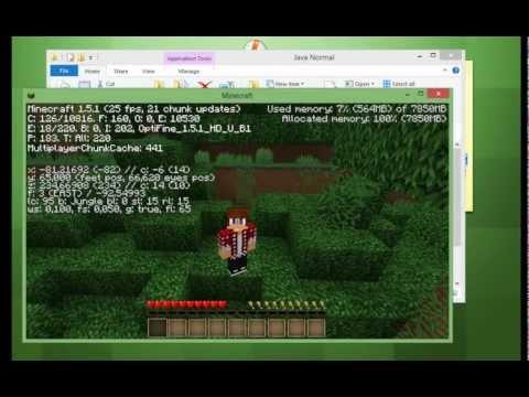 Como solucionar el problema Out Of Memory minecraft (Versión 1.5.2) By JaviiKing