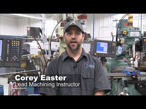 Computer-Integrated Machining at Surry Community College In-depth