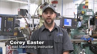 computer integrated machining at surry community college