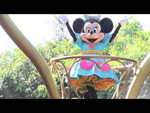 Mickey's Waterworks Parade 2013 HongKong Disneyland Mp3