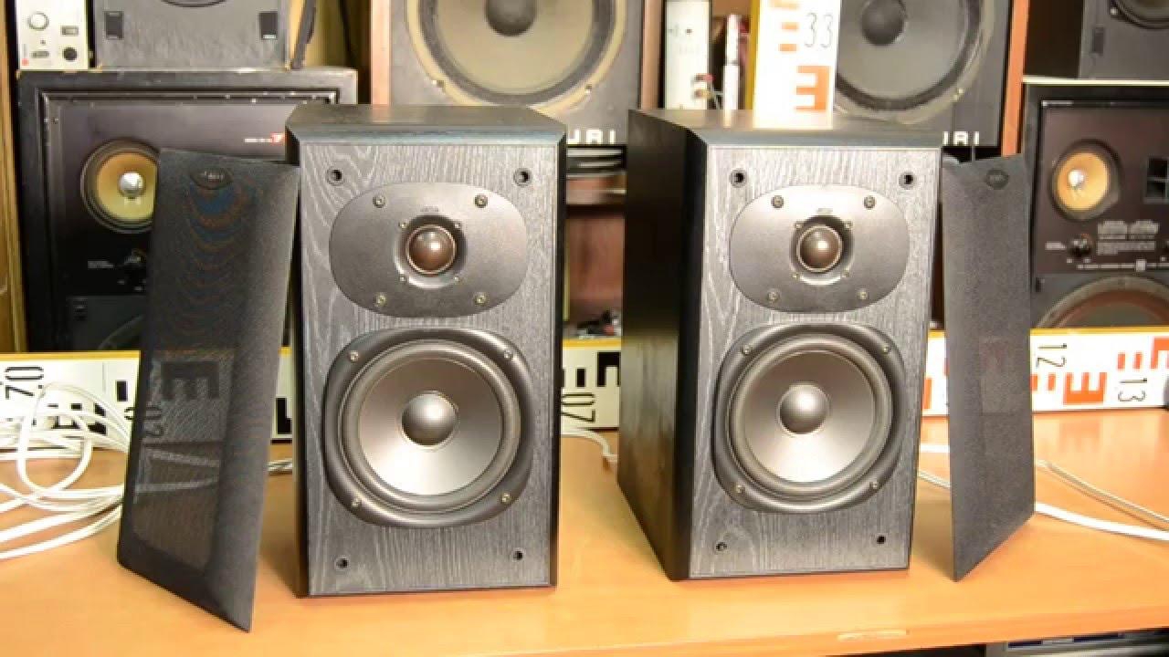 Jamo CORNET 145 Speakers Loudspeakers Lautsprecherbox Loa Kolumny made in  Denmark