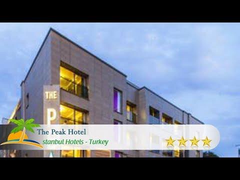 The Peak Hotel - Istanbul Hotels, Turkey