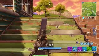 When risky reels gets busy:Fortnite battle royale