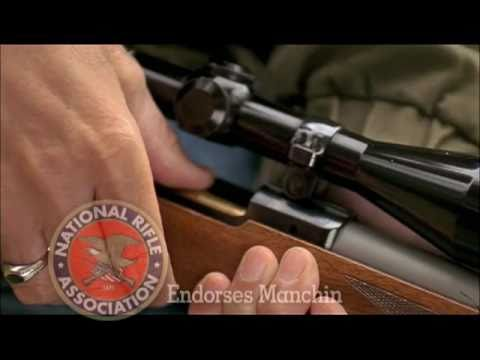 Dead Aim - Joe Manchin for West Virginia TV Ad