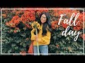 FALL DAY AT THE FARMERS MARKET 🍂| VLOG