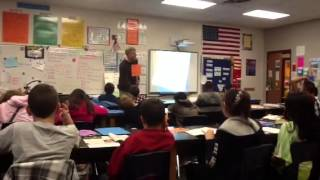 Repeat youtube video Teaching Gradual Release of Responsibility - Barnes 2 of 2