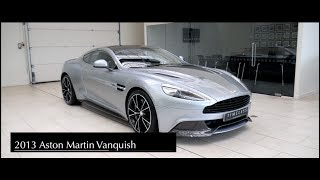 Aston Martin Vanquish Centenary Edition 2013 Videos