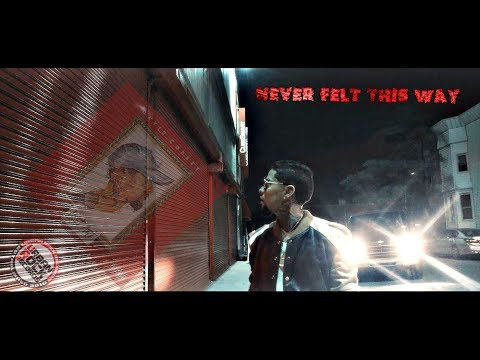 David Correy - Never Felt This Way [Official Music Video]