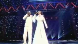 Gambar cover Peter and katie live- A whole new world.flv