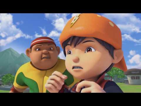 [BoBoiBoy Galaxy Puberty Fan Dub] - BoBoiBoy and Gopal
