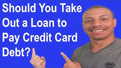 Should You Take Out a Personal Loan To Pay Credit Card Debt? | How to Increase Score Immediately