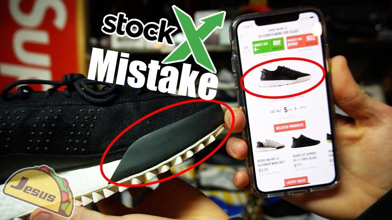 low priced 179c2 edb1f + Alexander Wang x Adidas Hike Low black review