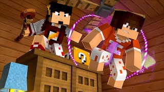 Minecraft: ESCADONA - BASTÃO TELETRANSPORTE ‹ AMENIC ›