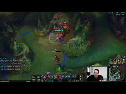 Shaco Jungle Gameplay, Duskblade + Runic Echoes Strategy League of Legends Season 6, Patch