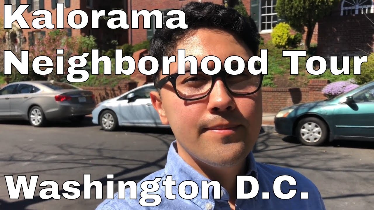 Kalorama Neighborhood Tour | Kalorama Homes For Sale in Washington D.C.