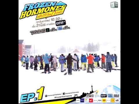 Hormones Forever(忘れないで)  OST.Frozen Hormones