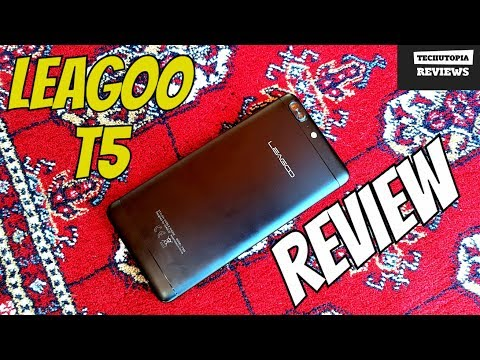 Leagoo T5 REVIEW/Hands on/Camera/Gaming/Battery (The king of China Cheap phones)Best BUY 2017